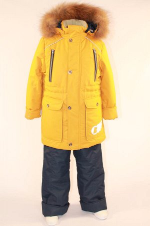 Костюм зимний на мальчика модель Тау Мембрана