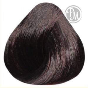 Estel de luxe краска уход 4.75 шатен коричнево-красный 60 мл Ф