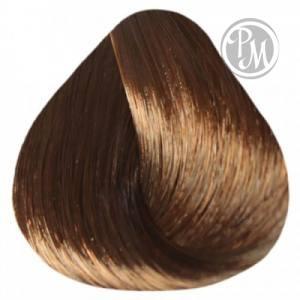 Estel de luxe sense 6.75 темно русый коричнево красный 60 мл Ф