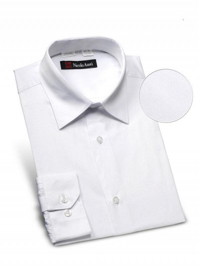 NicoloAngi_Качественно и Супер бюджетно рубашки — Рубашки больших размеров - длинный рукав — Длинный рукав