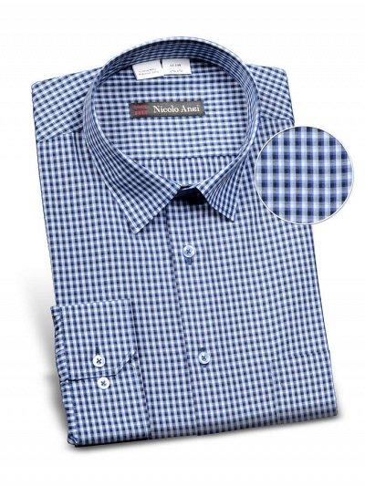 NicoloAngi_Качественно и Супер бюджетно рубашки — Рубашки приталенные - длинный рукав — Длинный рукав