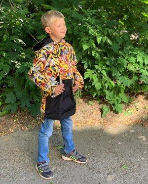 Куртка для мальчика на флисе