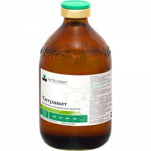 Тетравит Раствор витаминов А+Д3+Е+F 100мл (1/1)