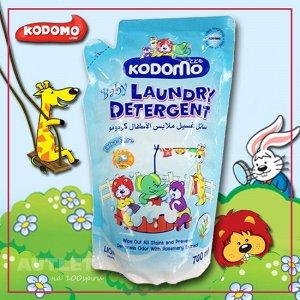 """LION """"Кодомо"""" Жидкое средство для стирки  700мл для детских вещей (доп.уход) /м.у."""