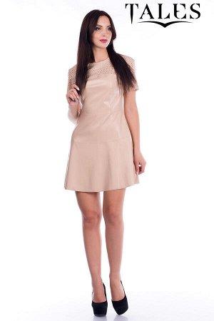 Платье с перфорацией Zana_2