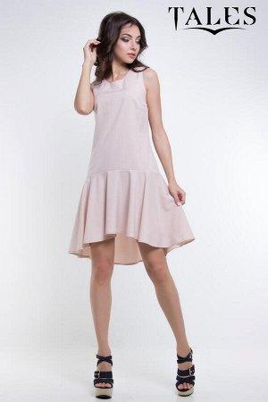 Платье с воланом York_4