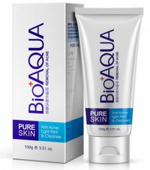 Пенка для умывания для проблемной кожи anti Acne Cleancer. 100 мл.