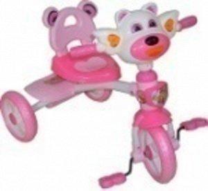 Велосипед 3-х колесный , цвет в ассорт.