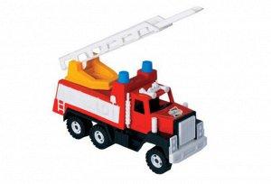 Машина Пожарная КАМАКС, 9*25*15 см