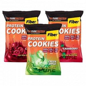 PUREPROTEIN Protein Cookies 35%