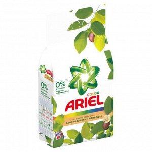 Ariel / Ариель стиральный порошок автомат  3кг  Масло Ши