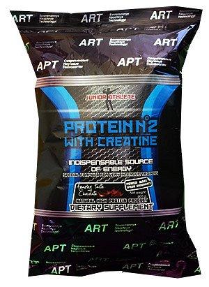 JUNIOR Protein + Creatine №2 800 г               JUNIOR Protein + Creatine №2 800 г (Клубника)