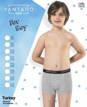 Боксеры для мальчика 2 штуки
