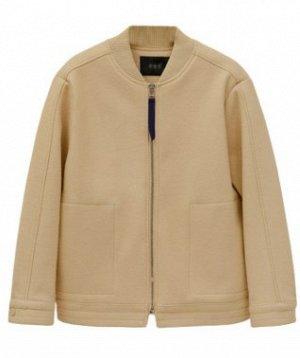 Куртка Куртка, оформленная длинными рукавами, смесь шерсти/полиэстер. Размер (обхват груди, длина рукава, длина изделия, см): M (92,54,58), L (96,55,58.5), XL (100,56,59), 2XL (104,57,59.5), 3XL (108,