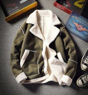 Куртка Куртка, оформленная воротником с лацканами, полиэстер. Размер (обхват груди, длина рукава, длина изделия, см): S (108,72,63), M (112,73,66), L (116,74,68), XL (120,75,70), 2XL (124,76,72), 3XL