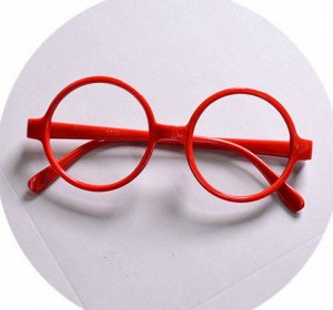 Очки Стильные детские очки. Без стекла.