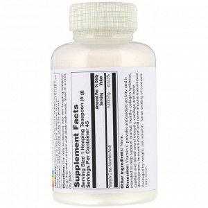 Solaray, Vitamin C Powder, 5,000 mg, 8 oz (227 g)