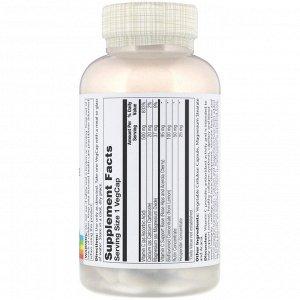 Solaray, Витамин C с концентратом биофлавоноидов, 500 мг, 250 капсул с оболочкой из ингредиентов растительного происхождения