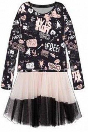 Платье для девочки рост 134-138