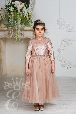Платье нарядное 599-ППБ