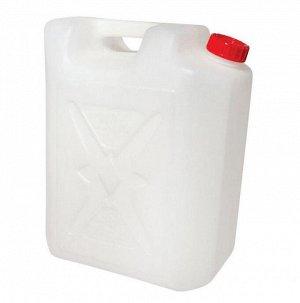 Канистра Канистра 13,0л.Канистра изготовлена из прочного пищевого пластика и предназначена для транспортировки и хранения пищевых жидкостей. Изделие безопасно для здоровья, герметично, устойчиво к рас