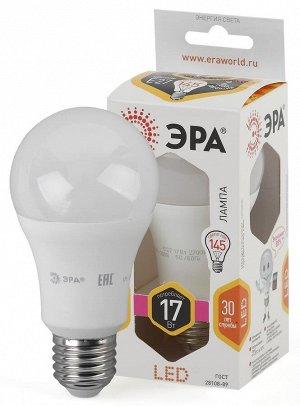 Светодиодная лампочка / лампа ЭРА LED A60-17W-827-E27