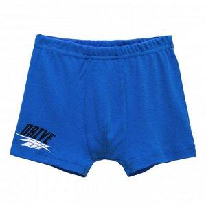 12227 Трусы-боксеры для мальчика (синий)