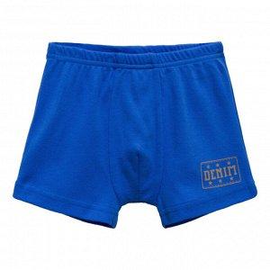 12224 Трусы-боксеры для мальчика (синий)