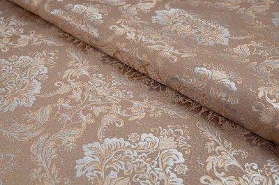 Обивка №29💎 Мебельные ткани и Кожзам (+комплектующие) — Мебельная ткань FLORA Damask (Жаккард) — Шторы