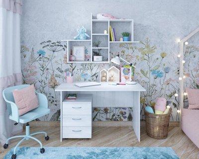 Кровать-чердак: уютная детская 🌙 — Дополнительная мебель — Детская