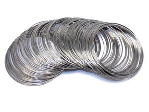 Основа для браслета никель. 6,5 см. Цена за 1 виток