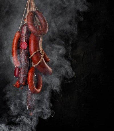 Колбасы Элефант-119. Акция на Домашнюю Рубленную! — Колбасы полукопченые — Копченые колбасы