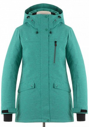 Удлиненная горнолыжная куртка AMT-108307