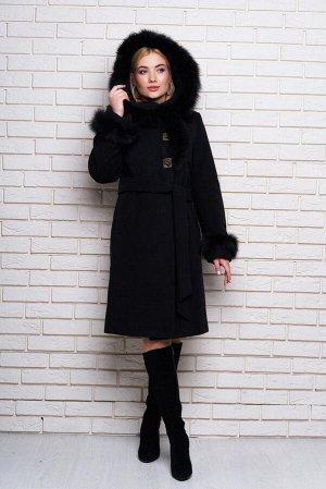 """Пальто """"Р-8"""" (черный)"""