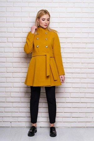 """Пальто """"Р-6"""" (желтый)"""