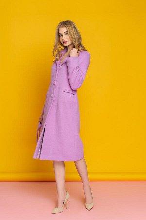 """Пальто """"Р-1"""" (фиолетовый)"""