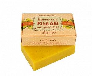 Мыло твердое «АБРИКОС» 100гр