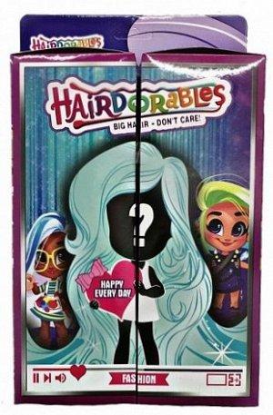 Кукла Hairdorables со сценой