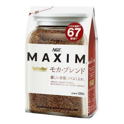 Кофе из Японии. Дриппакеты - это удобно!   — Кофе AGF Maxim — Растворимый кофе