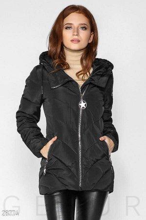 Комфортная зимняя куртка