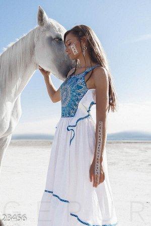 Этно-платье Sadovskaya