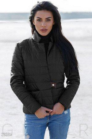 Короткая куртка-жакет