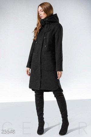 Удобное спортивное пальто