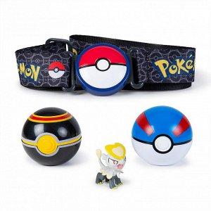 """Покемон.Игр.Наб.""""Пояс для ПОКЕ-трен""""2.TM Pokemon"""
