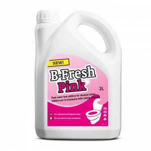 Туалетная жидкость B-Fresh Pink 2 л для верхних баков