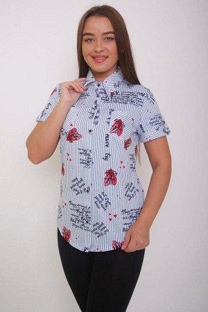 *Рубашка-блузка