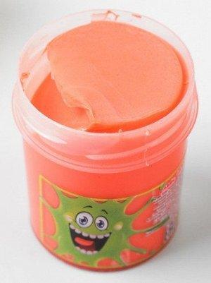 0094/7118PITU 40g Слайм-Плюх розовый туба 40 грамм