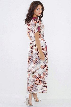 Платье Ведущая позиция, модная