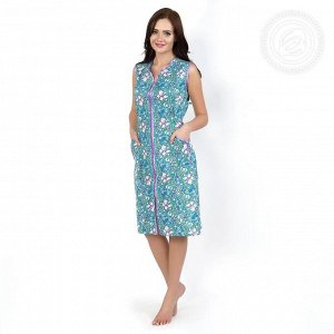 Домашний халат Лолита Цвет: Голубой. Производитель: АРТ ДИЗАЙН
