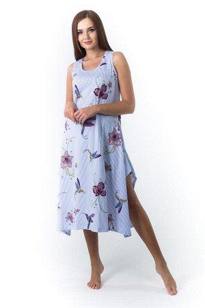 Платье Zack Цвет: Синий, Белый. Производитель: Zarka